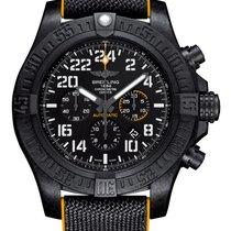 Breitling Ceramic Automatic Black 50mm new Avenger Hurricane