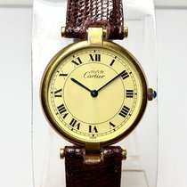 Cartier Yellow gold 30mm pre-owned United States of America, New York, Woodside