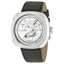 Sevenfriday Steel 44.3mm Automatic V1/01 new