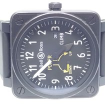 Bell & Ross BR 01-97 Climb Auto Black PVD Limited Edition...