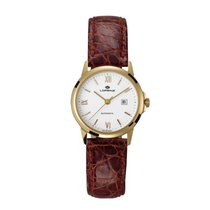 Lorenz Yellow gold 29mm Automatic 024346BB new