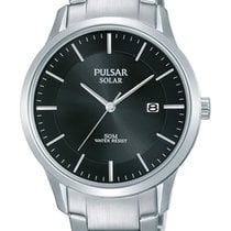 Pulsar Steel 40mm Quartz PX3161X1 new