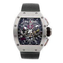 Richard Mille RM 011 Felipe Massa Flyback Chronograph RM011 AH WG