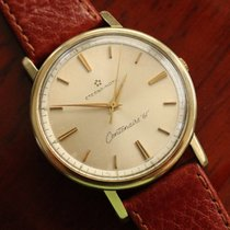 Eterna-Matic Centenaire 61 Automatic, Steel/Gold 18K