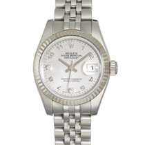 Rolex Lady-Datejust pre-owned 26mm Steel