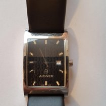 Aigner 23mm Quartz pre-owned