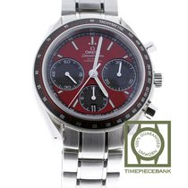 Omega Speedmaster Racing Acero 40mm Rojo Sin cifras