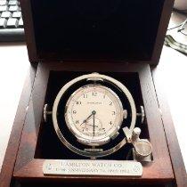 Hamilton Staal 46.5mm Handopwind H78719553 nieuw Nederland, Breda