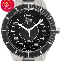 Dior Steel 42mm Automatic CD115510 pre-owned