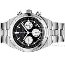 Vacheron Constantin Overseas Chronograph Steel 42.5mm Black No numerals United States of America, Florida, Aventura
