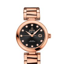 Omega Rose gold 34mm Automatic 425.60.34.20.51.001 new