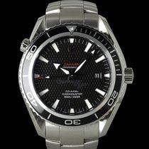 Omega Seamaster Planet Ocean Steel 45mm Black