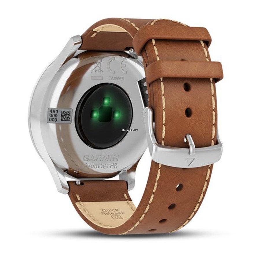 Garmin Unisex 010-01850-AA Vivomove HR Watch
