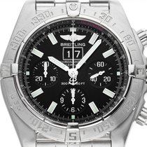 Breitling Blackbird A44359 2007 pre-owned