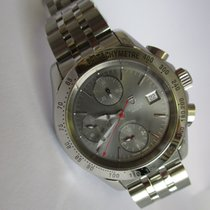 Tudor Chronautic Steel 39mm Grey No numerals