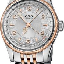 Oris new Automatic 40mm Steel Plexiglass