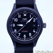IWC Pilot Chronograph Top Gun Keramik 41mm Svart