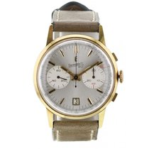Eberhard & Co. Or jaune 37mm Remontage manuel Extra-Fort occasion France, Paris