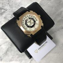 Gérald Genta Octo Bi-Retro Rose gold 44mm
