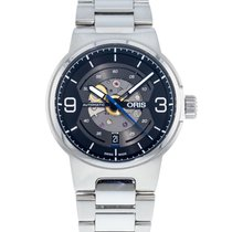 Oris Williams F1 Steel 42mm Transparent United States of America, Georgia, Atlanta