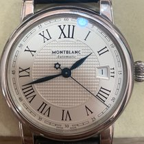 Montblanc 7236 Very good Steel 39mm Automatic Singapore, Singapore