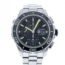 TAG Heuer Aquaracer 500M CAK2111 2010 pre-owned