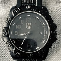 Luminox Navy Seal Colormark Plastic 41mm Black No numerals