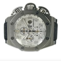 Audemars Piguet Royal Oak Offshore Chronograph Titanium Wit