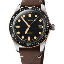 Oris Steel 42mm Automatic 01 733 7720 4354-07 5 21 44 new