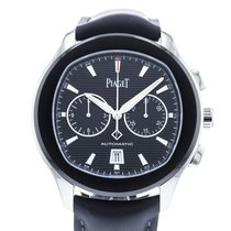 Piaget Polo S Steel 42mm Black United States of America, Georgia, Atlanta