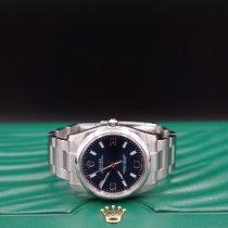 Rolex Oyster Perpetual 34 Acero 34mm Plata Árabes