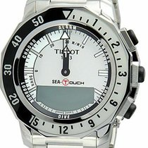 Tissot Sea-Touch Stahl 44mm