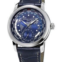 Frederique Constant Manufacture Worldtimer FC-718NWM4H6 new