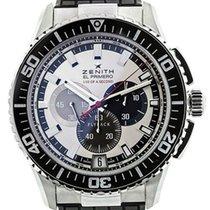 Zenith El Primero Stratos Flyback 03.2062.4057/69.R515 2020 nov
