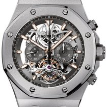 Audemars Piguet Royal Oak Tourbillon Chronograph 26347ti.gg.d0...