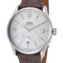Oris Artelier Small Second Steel 40mm United States of America, New York, New York