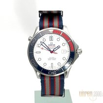 Omega Seamaster 300M Commander's Watch James Bond 007 Limited