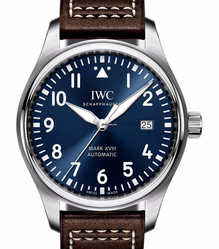 Iwc выпускает как профессиональные серии, основываясь на традиции часов для летчиков, так и элегантные коллекции — например, da vinci или portugieser.