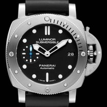 Panerai Luminor Submersible 1950 3 Days Automatic new 2017 Automatic Watch with original box and original papers PAM00682