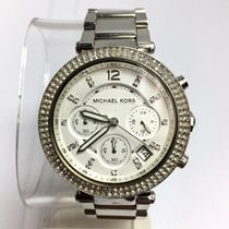Michael Kors Steel Quartz pre-owned United States of America, New York, New York