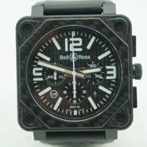Bell & Ross BR 01-94 Aviation Phantom Carbon Fiber Chronograph...