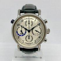 Chronoswiss Tora GMT Chronograph Dual Time Automatic 38 mm