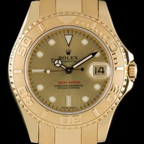Rolex Yacht-Master Mid-Size Gold 68628