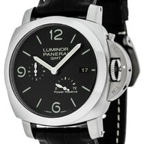 Panerai Luminor 1950 3 Days GMT Power Reserve Automatic 44mm Black United States of America, California, Los Angeles