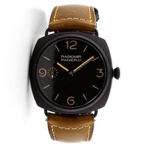 Panerai Ceramica Armare manuala Arabic 47mm folosit Radiomir 3 Days 47mm