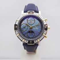 Lucien Rochat Gold/Steel Automatic 21 141 022 pre-owned