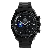 Omega Speedmaster Moonwatch Snoopy Black Venom
