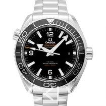 欧米茄  Seamaster Planet Ocean 600M Master Chronometer Black Steel 4