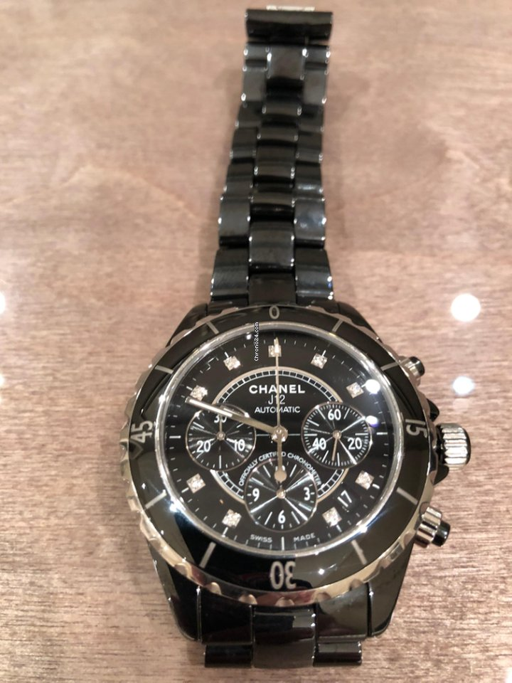 1d4d742cd74a Chanel Ceramic watches - all prices for Chanel Ceramic watches on Chrono24