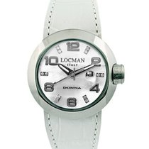 Locman new Quartz 36mm Steel